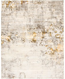 Bridgeport Home Haven Hav1 Beige 8' x 10' Area Rug
