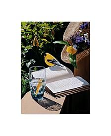 """Ron Parker 'Summer Hat' Canvas Art - 18"""" x 24"""""""