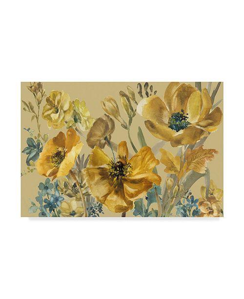 """Trademark Global Marietta Cohen Art And Design 'Wildflowers Bouquet 3' Canvas Art - 24"""" x 16"""""""