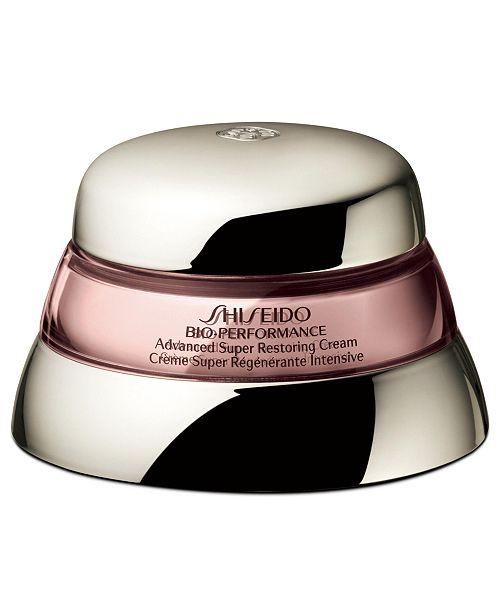Shiseido Bio-Performance Advanced Super Restoring Cream, 2.5 oz.