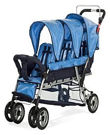 Child Craft Trio 3 Passenger Stroller