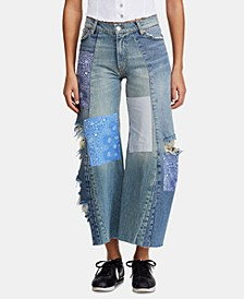 Heart of Gold Wide Leg Jeans