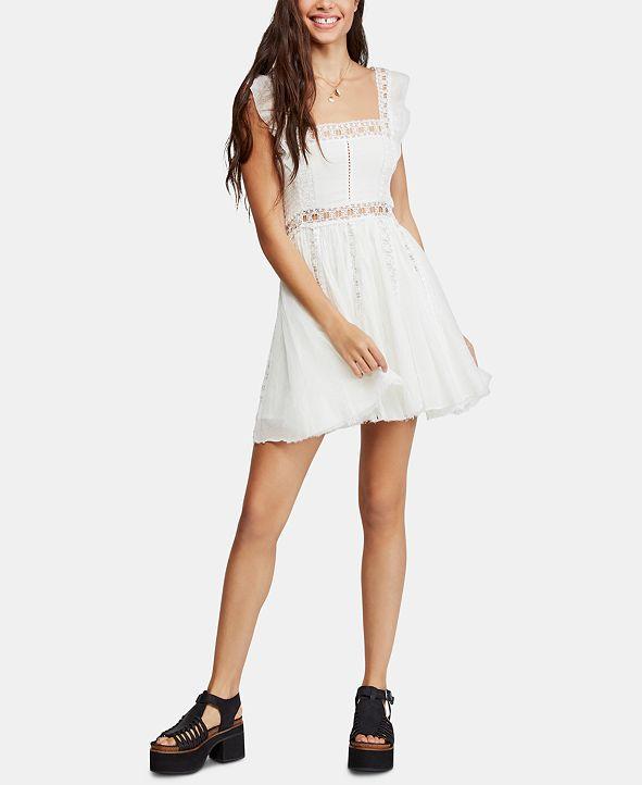 Free People Verona Mini Dress