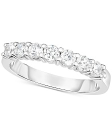 Diamond Band (9/10 ct. t.w.) in 14k White Gold
