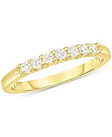 Diamond Band (5/8 ct. t.w.) in 14k Gold