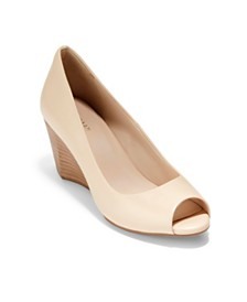 Cole Haan Sadie OT Wedges