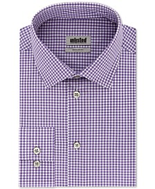 Unlisted Men's Classic/Regular-Fit Check Dress Shirt