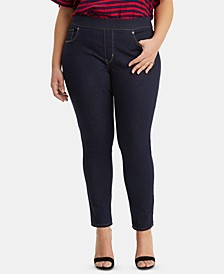 Trendy Plus Size Skinny Jeggings