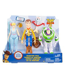 Toy Story 4 Adventure Multi-Figure 4-Pack
