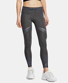 Free People Movement Mesh-Inset Drawstring Leggings