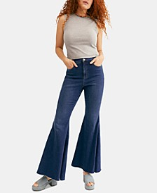 CRVY Ma Cherie Flare Jeans