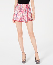 Rachel Zoe Alessa Sequined Mini Skort