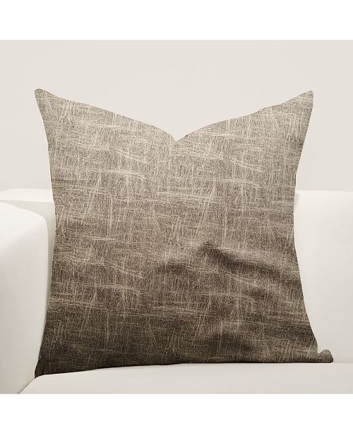 "Siscovers Ella 26"" Designer Euro Throw Pillow"