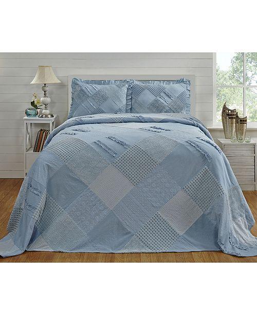 Better Trends Ruffle Twin Bedspread