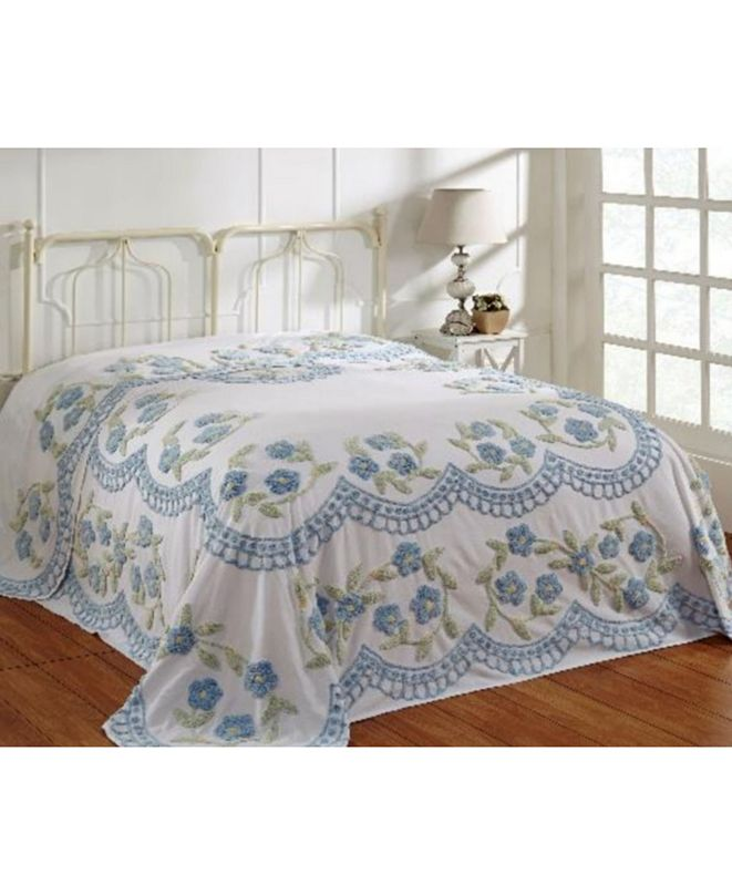 Better Trends Bloomfield Queen Bedspread