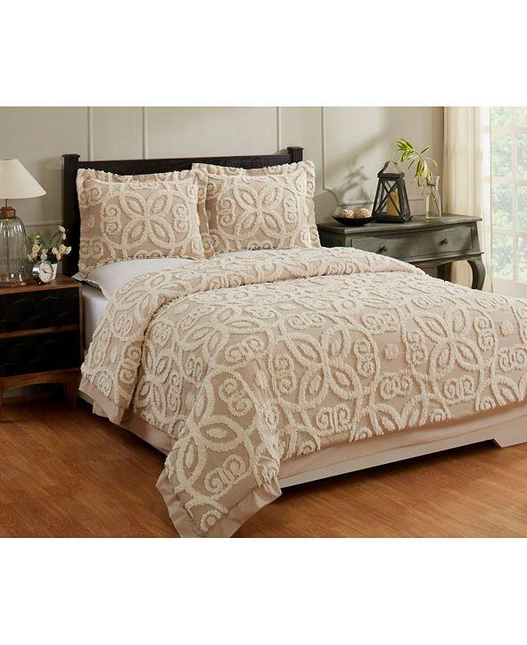 Better Trends Eden Full/Queen Comforter Set