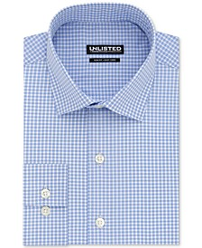 Unlisted Men's Slim-Fit Check Dress Shirt
