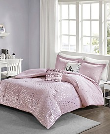 Zoey 5-Pc. Comforter Sets