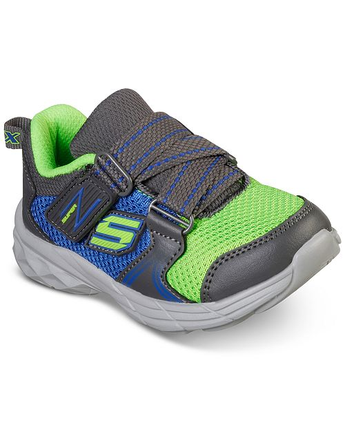 Skechers Toddler Boys' Eclipsor - Swift Blast Casual Sneakers from Finish Line
