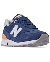 e91bf37ac45 New Balance Women s 574 Casual Sneakers from Finish Line