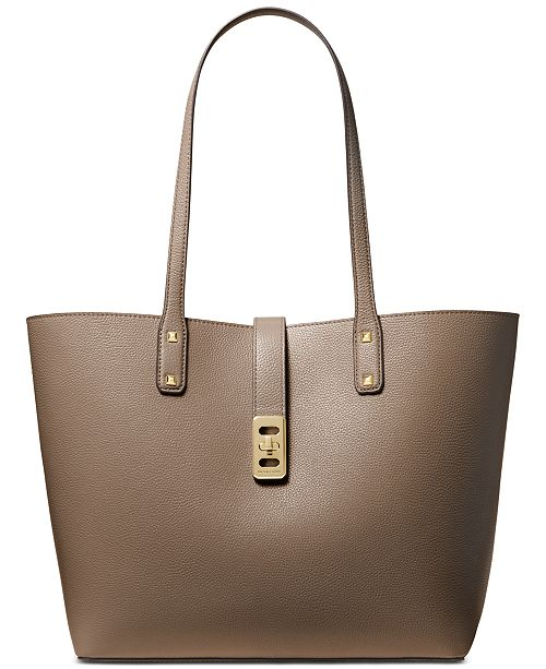 Michael Kors Karson Carryall Leather Tote & Reviews
