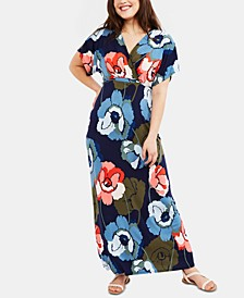 Nursing Maxi Dress