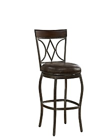 Infinity Counter Height Stool, Quick Ship