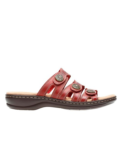 7508004bfd01 Clarks Collection Women s Leisa Grace Sandals   Reviews - Sandals ...