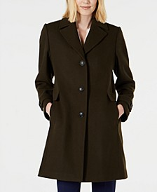Single-Breasted Coat, Created for Macys