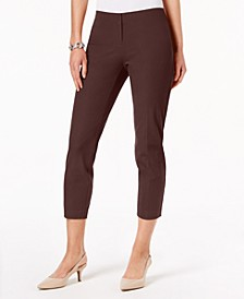 Petite Hollywood-Waist Skinny Ankle Pants, Created for Macy's