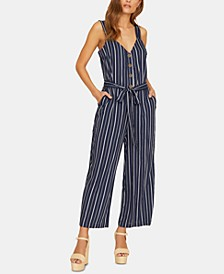 Sedona Striped Sleeveless Jumpsuit