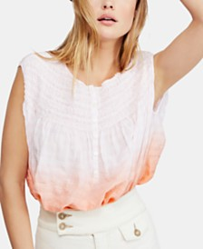 Free People Little Bit Of Something Top