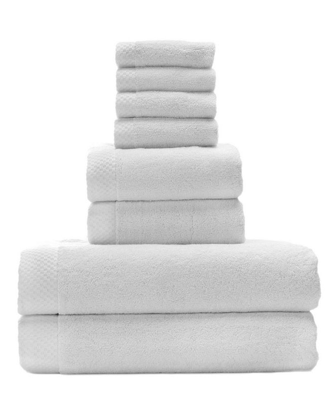 BedVoyage 8 Piece Towel Set