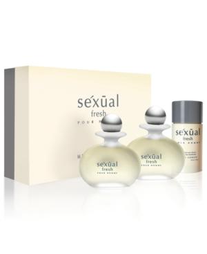 Michel Germain Sexual Fresh Pour Homme Set