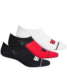Tommy Hilfiger Men's 3-Pk. Sport No-Show Socks