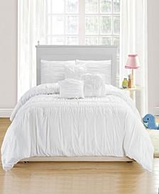 Emilia 6 Piece King Comforter Set