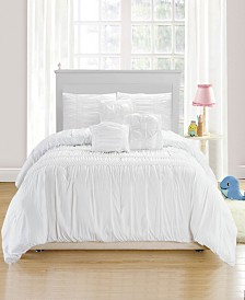 Emilia 6 Piece King Comforter Set