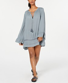 Roxy Juniors' Under the Moon Cover-Up Dress