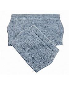 Waterford 2 Piece Bath Rug Set