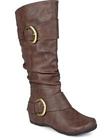 Women's Wide Calf Paris Boot
