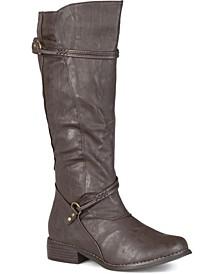 Women's Wide Calf Harley Boot