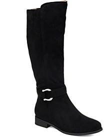 Women's Cate Wide Calf Boot
