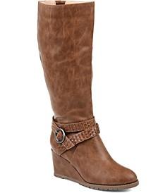 Women's Wide Calf Garin Boot