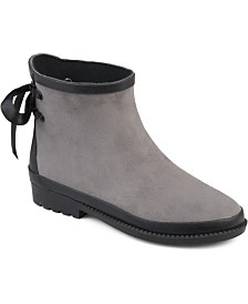 Journee Collection Women's Burke Rainboot