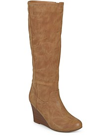 Women's Wide Calf Langly Boot