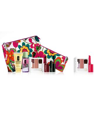 Choose Your FREE 7-Pc. Gift with $23.50 Clinique purchase