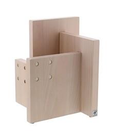 Zwilling Beechwood Square Italian Magnetic Block