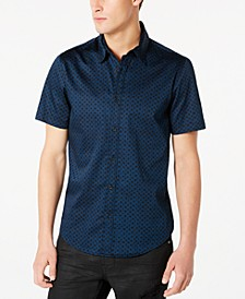 Men's Luxe Checkered Shirt