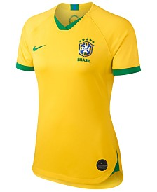 Nike Women's Brazil National Team Women's World Cup Home Stadium Jersey