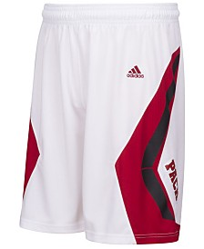 adidas Men's North Carolina State Wolfpack Celebration Shorts